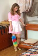 MaturesAndPantyhose :: Jennifer&Vitas pantyhosefucking signora matura grande