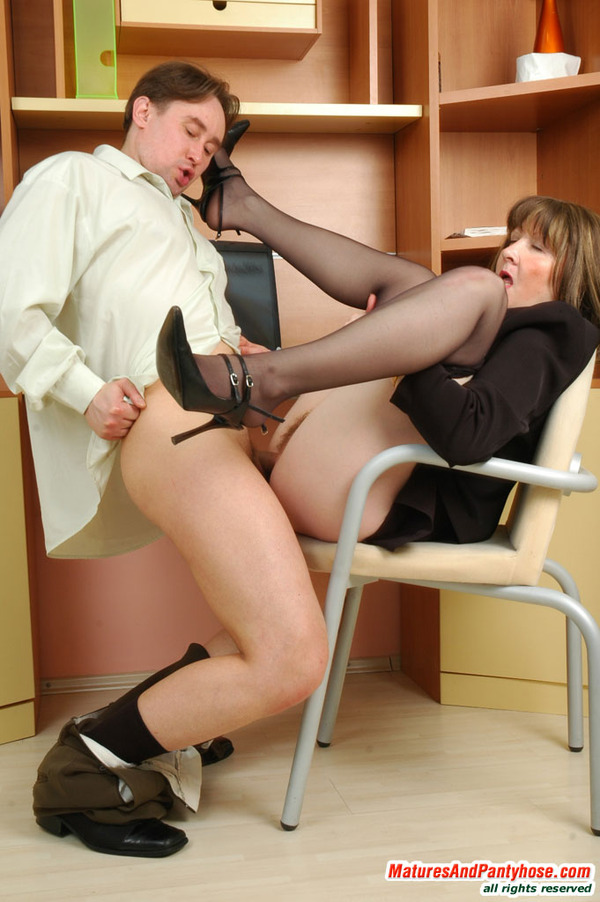 Speaking, mature pantyhose stream
