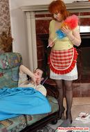 Pantyhose Moms