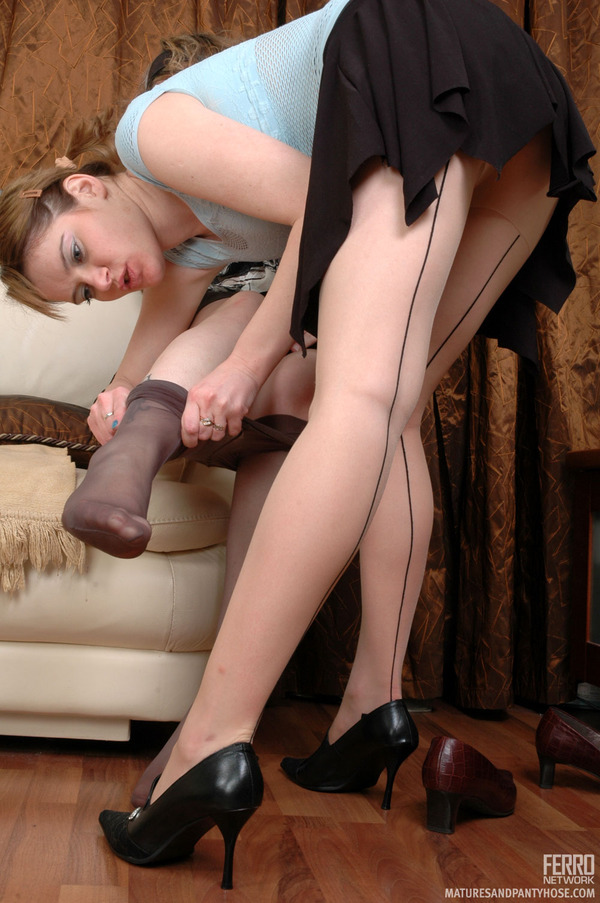 Games pantyhose sex and nylon