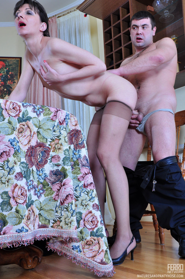 Join Matures And Pantyhose Anyone 69