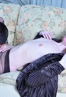 Mature Pantyhose Porn