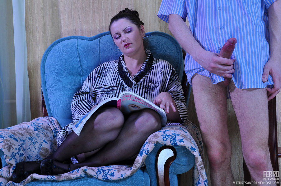 Personal visit matures and pantyhose mature sex think