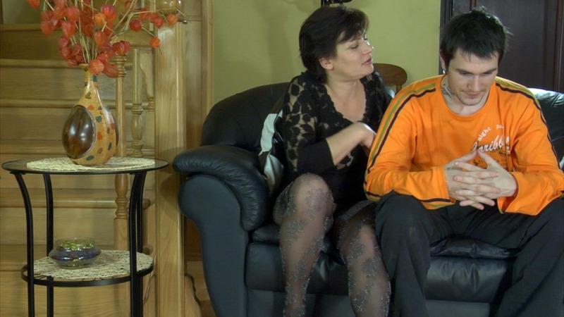 Vitas Mature Pantyhose Video 85