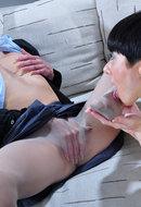 Toe Licking