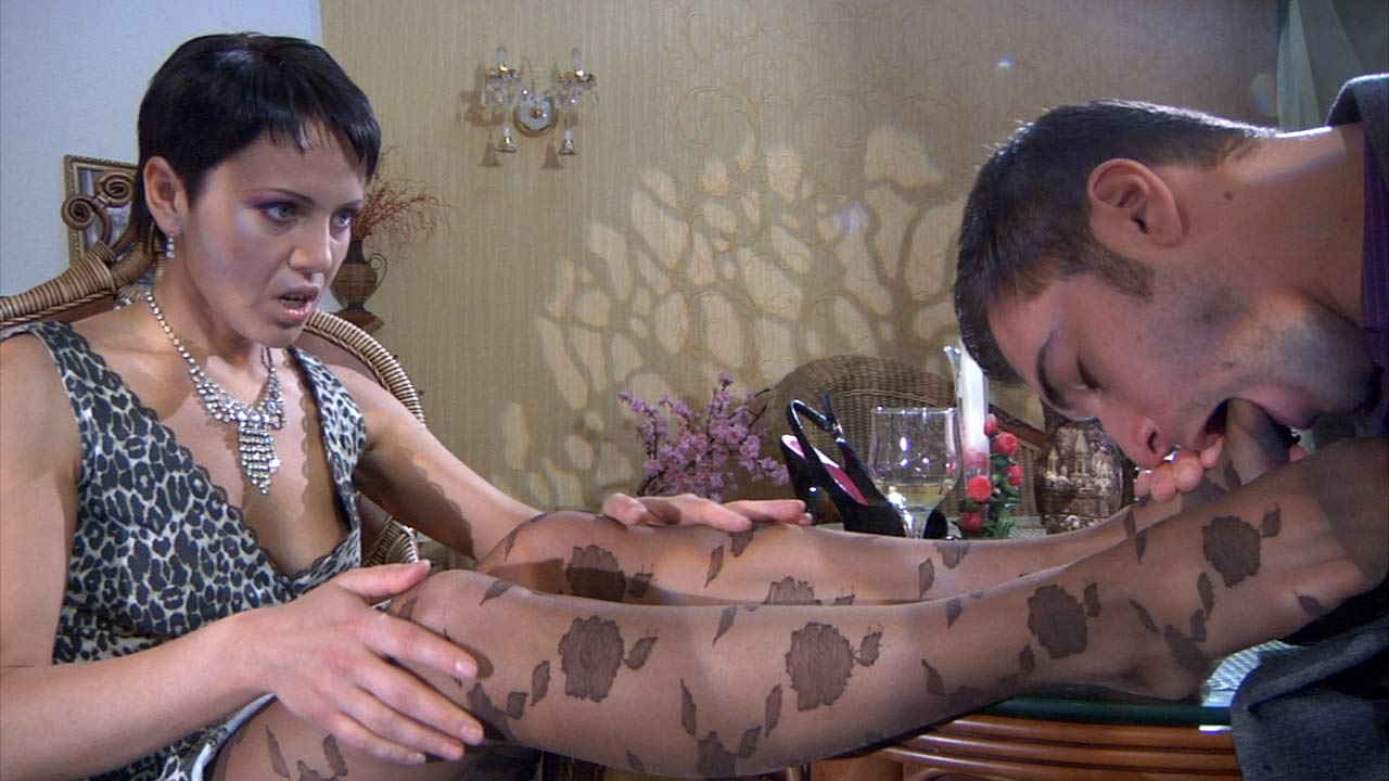 so much xxx pantyhose action you