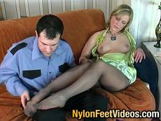 Footjob Videos