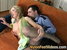 Nylon Feet Movies