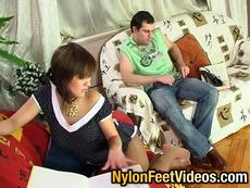 NylonFeetVideos