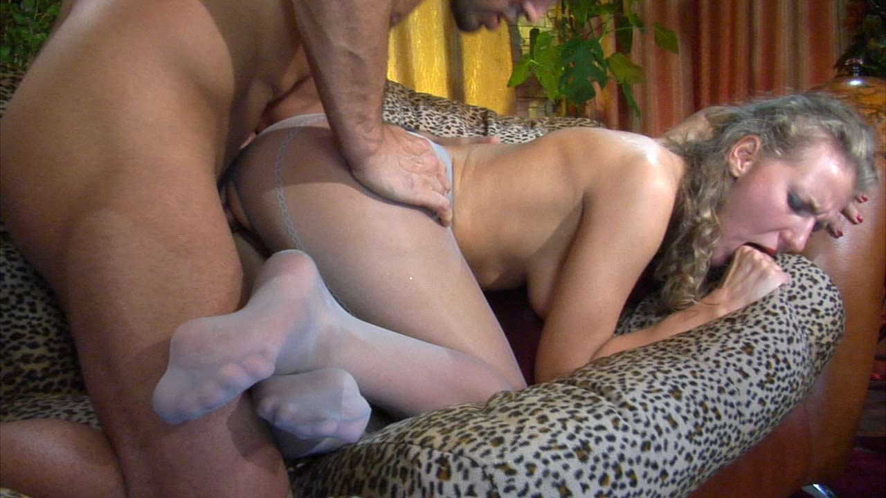 Hot cummy footsex collection 8