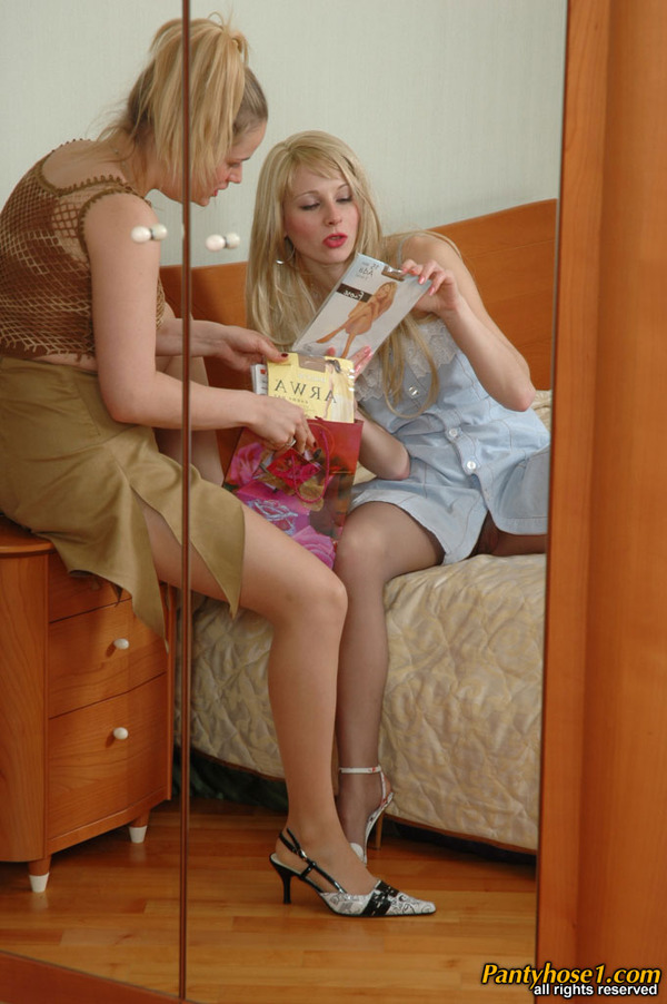 In Pantyhose Sex Acts Access 8