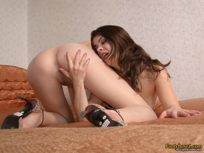 Excellent polina lesbian pantyhose couple opinion