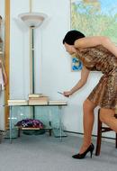 Pantyhose Worshiping