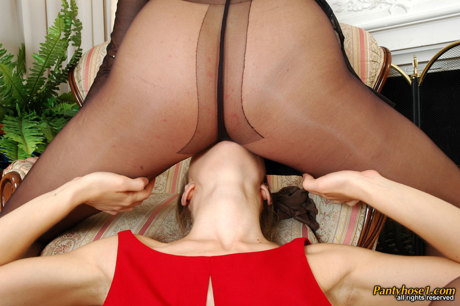 Forced into pantyhose