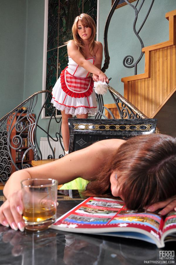 lez maid