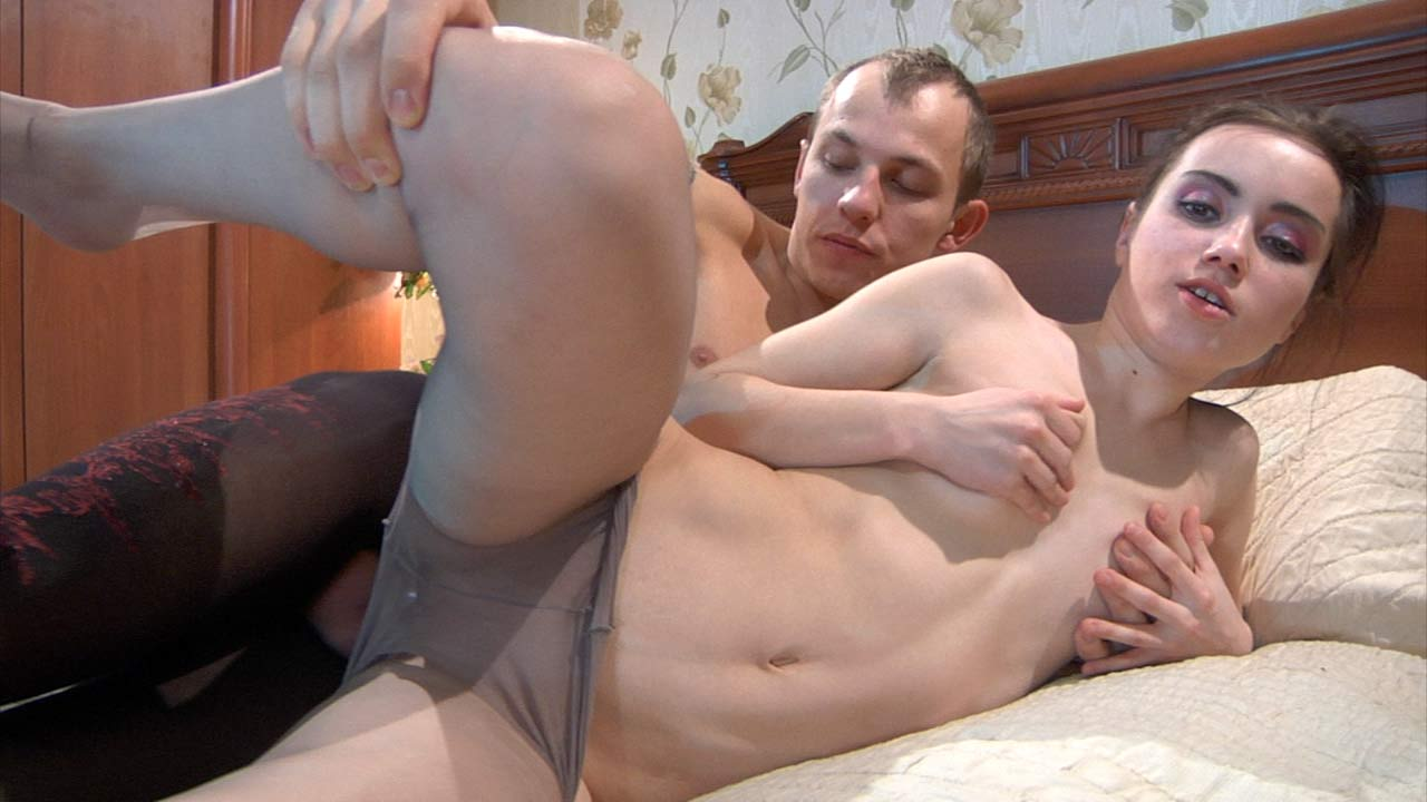 Gold HD Tube - Pantyhose - 7737 HD