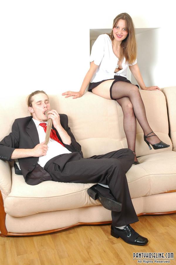 Nylon Pantyhose Porn Sites Lusty 15