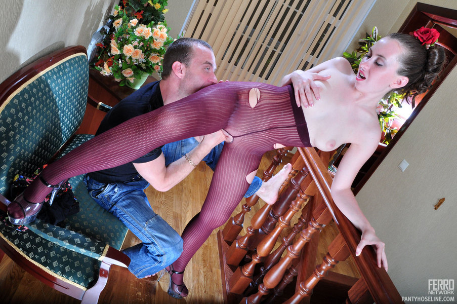 Having Nasty Pantyhose Sex Posted On 101