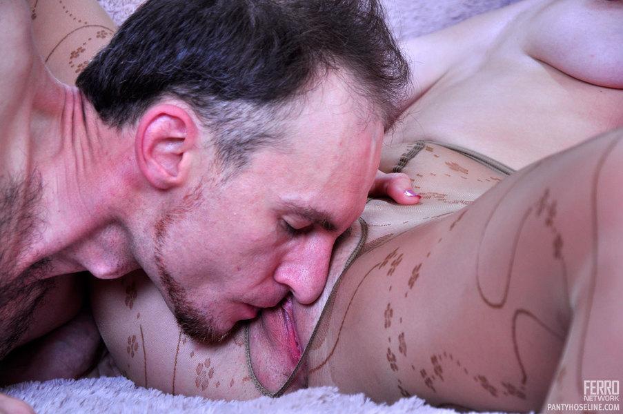 Nasty Pantyhose Sex Pantyhose 35
