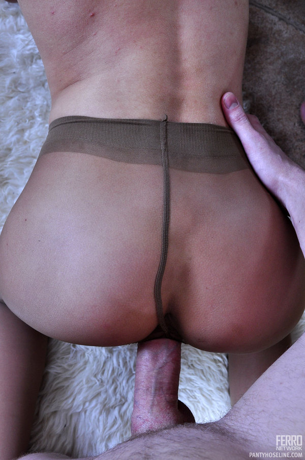 from Diego to enjoy hardcore pantyhose sex at
