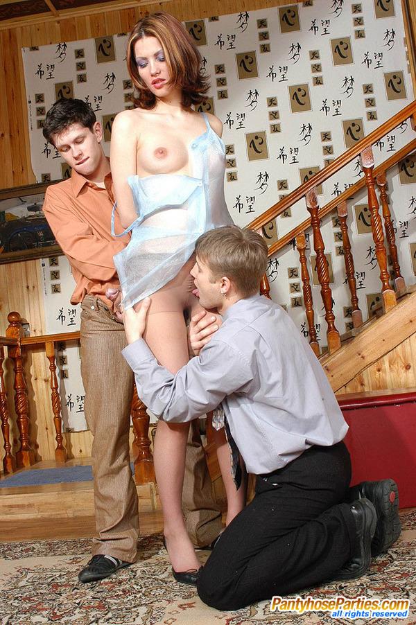 Anal Pantyhose Sex Pantyhoseparties Pantyhose 85