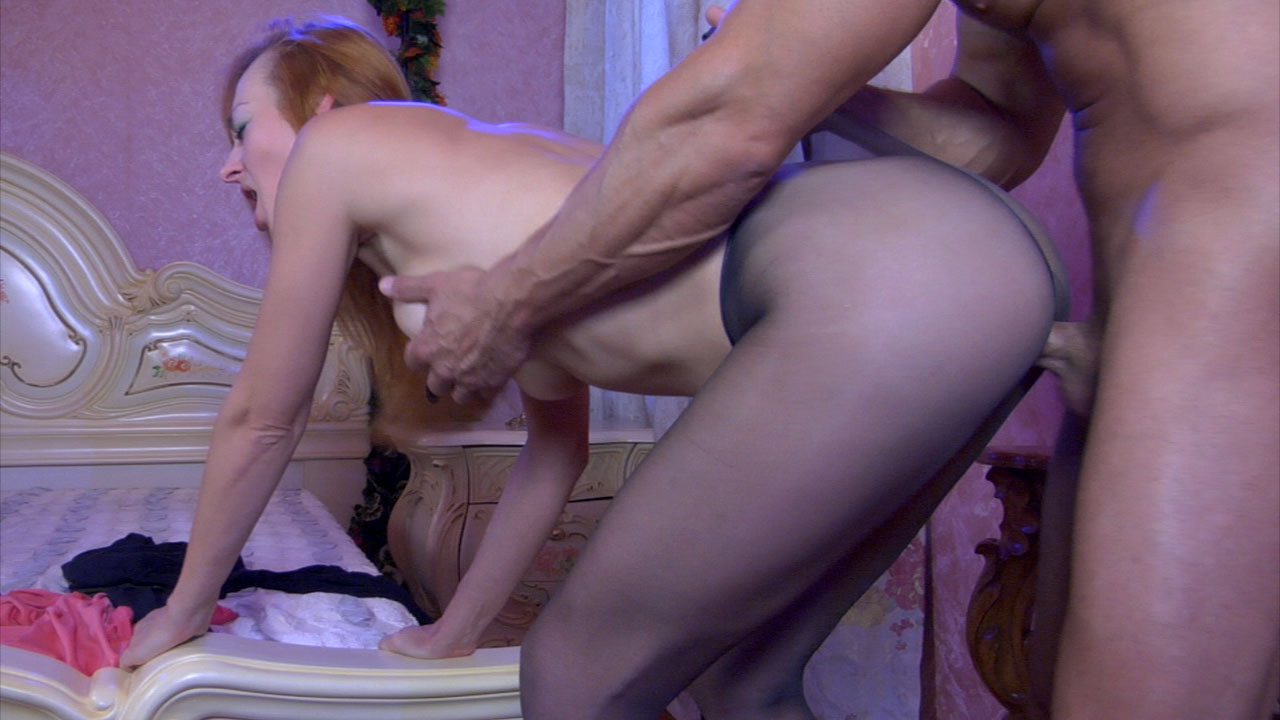 Action Pantyhose Hardcore Action 25