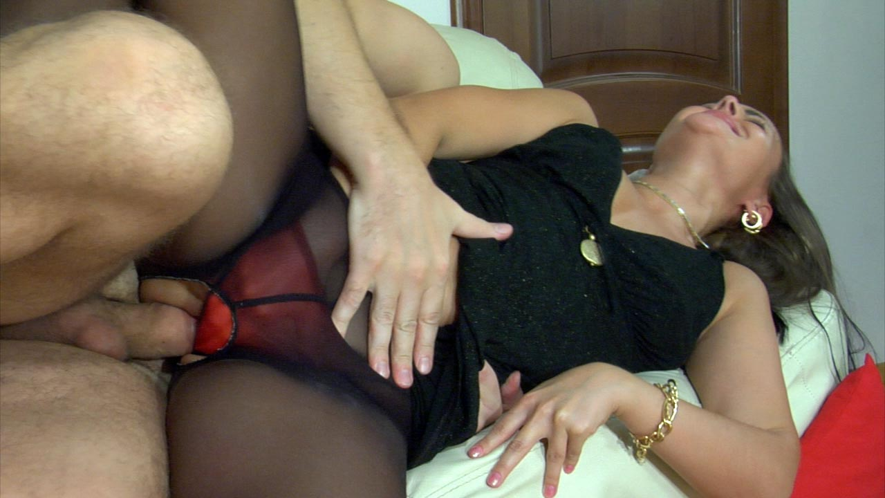 Pantyhose tales video