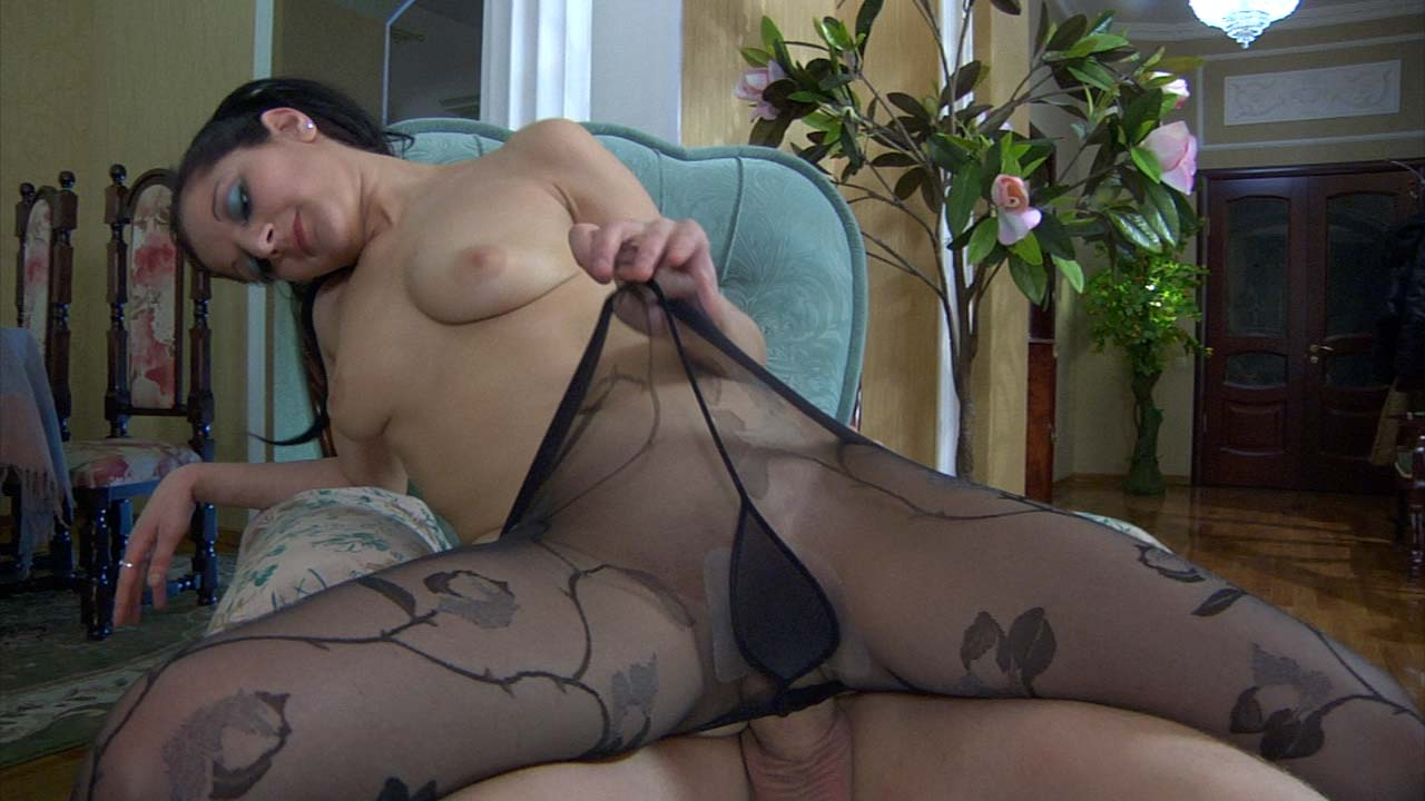 Great vintage! pantyhose tales video wish