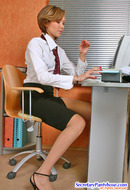 SecretaryPantyhose