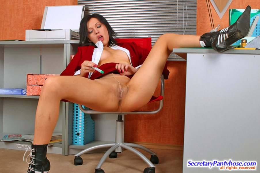 Quality Pantyhose Videos Secretarypantyhose 97