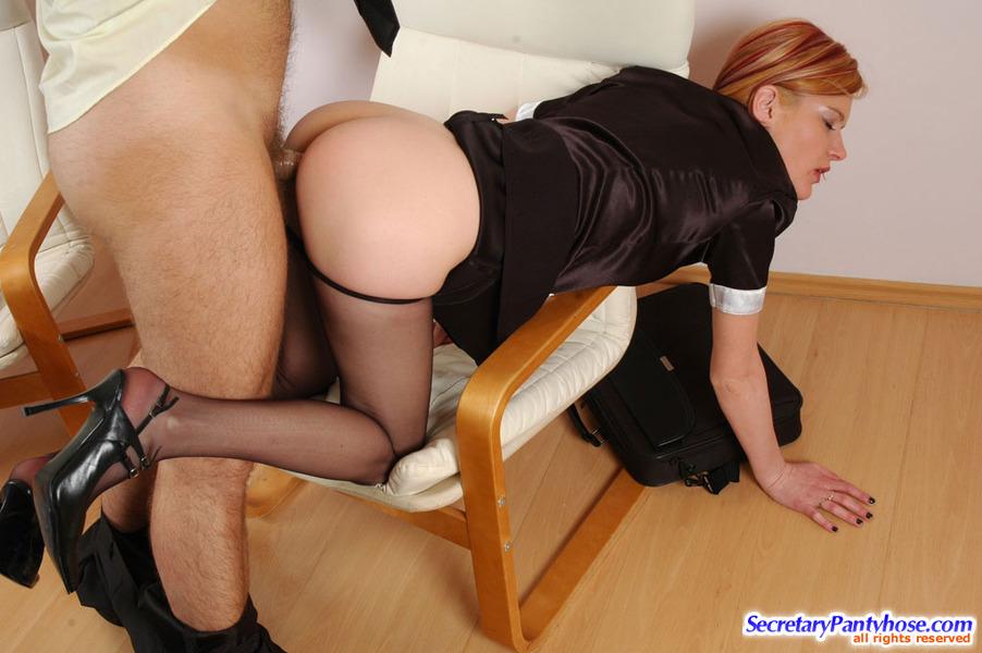 фотки секретарши секс