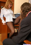 Uniform Pantyhose