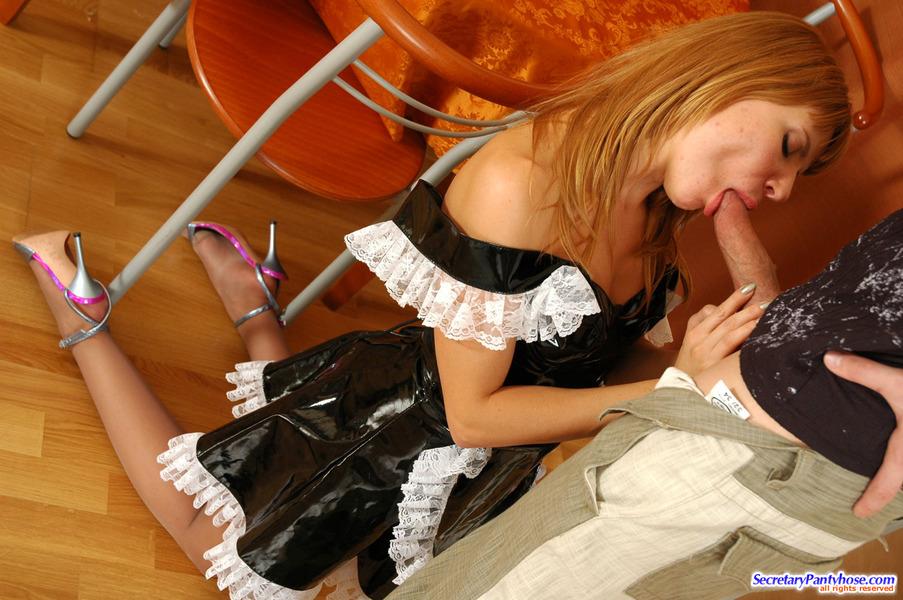 служанка секси интим фото