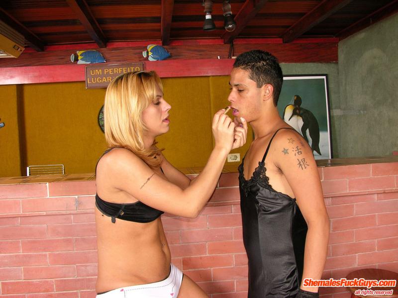 brazil teen shemales