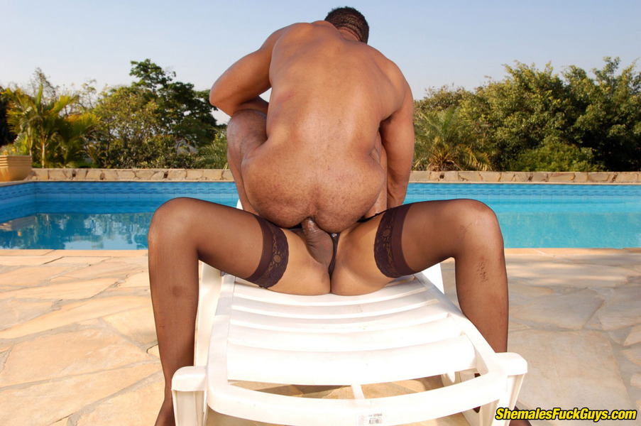 black shemales squirting