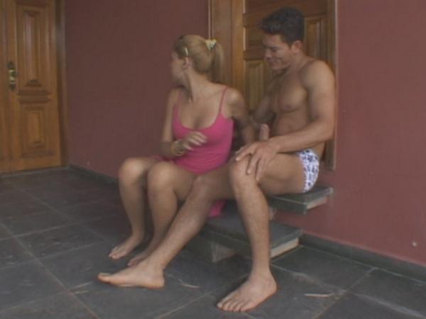 Beach group nudist party sex