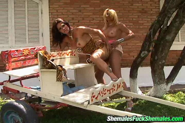 Nude riding videos