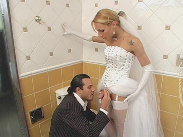 любовников важным порно транс невеста на свадьбе этот, мой