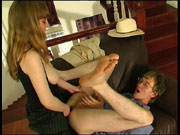 Marina&Tobias perverted strapon action