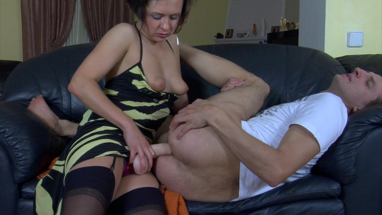 s fhg straponscreen g688 clip Demure blonde mom has wild side and loves nasty sex from Milf Humiliation