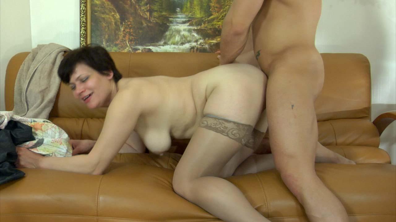 Mature aunt isobel barnsley spanking