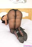 Shemale Pantyhose Sex