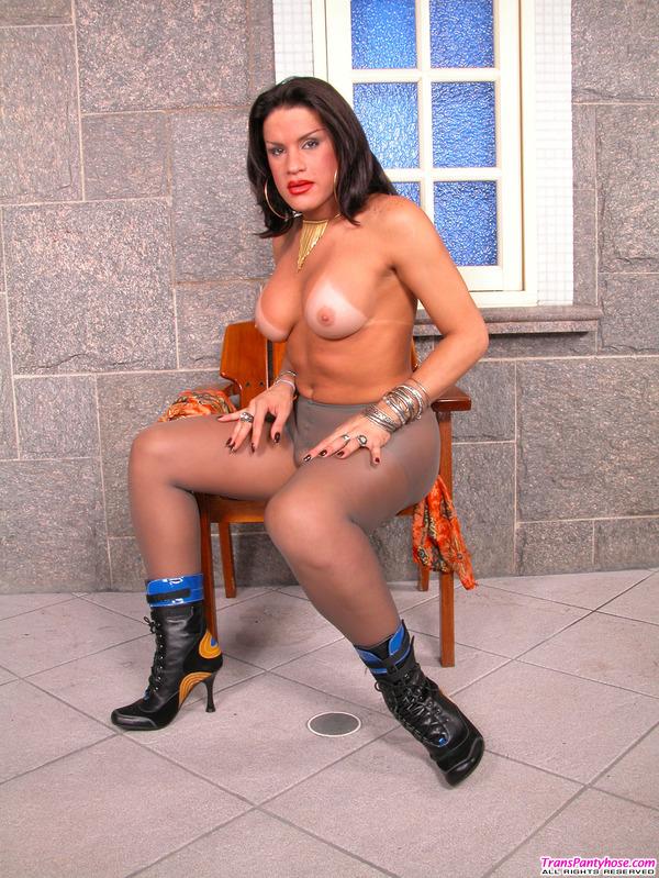 transvestite pantyhose tgp