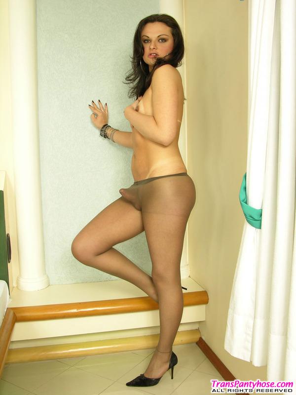 Natasha Hot Pantyhose Shemale 54