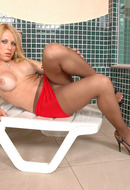 Trannies in Pantyhose