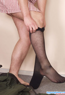 Guys in Pantyhose