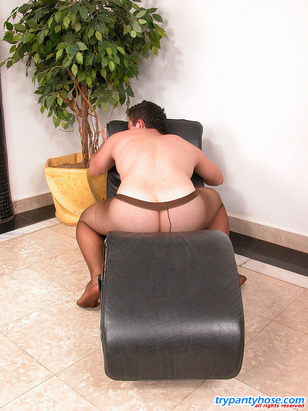 Gay Pantyhose Sex Gustavo 85