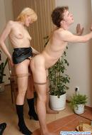 Gays in Pantyhose