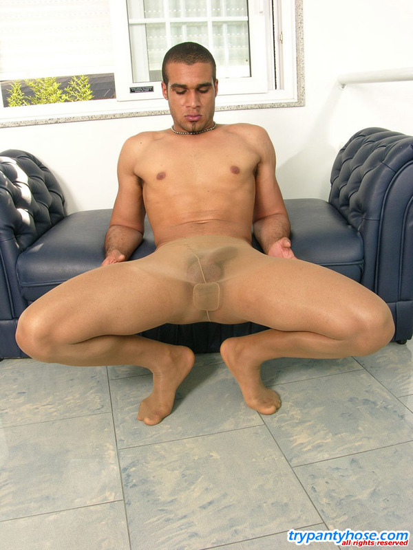 Gay Male Pantyhose