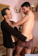 Men in Pantyhose Videos